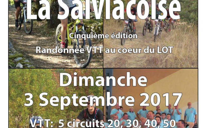 La Presse en Parle de La Salviacoise 2017 10/09/17