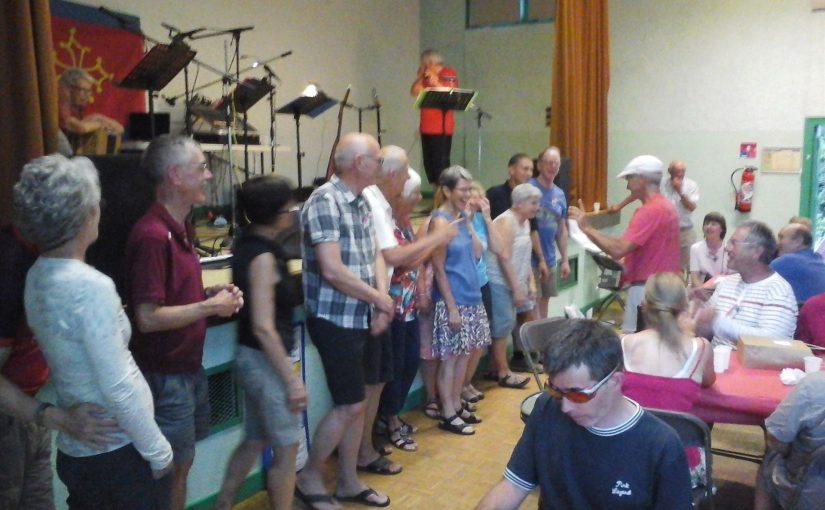 Tandems à Salviac 2017 Dimanche Soir 25/06/17