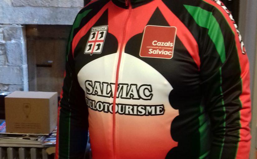 Salviac Cyclotourisme dans la Presse, encore! 22/02/18