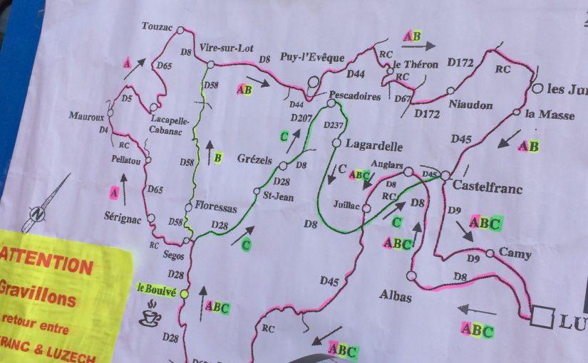 La Ronde Luzéchoise 23/07/17