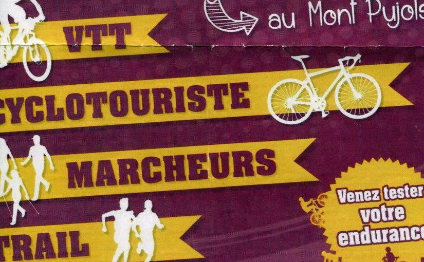 Randonnée VTT en Aquitaine 17/09/17