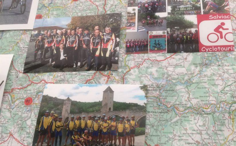 Photos de l'AG de la FFCT d'Occitanie 26/11/17