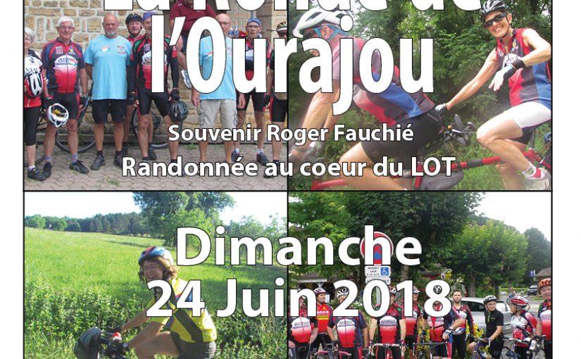 Ronde de l'Ourajou – Souvenir Roger Fauchié (24/06/18)