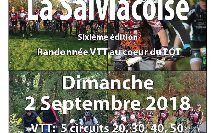 La Salviacoise Sixième Edition (02/09/18)
